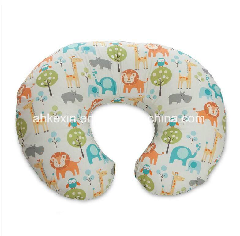 china round breastfeeding baby pillow