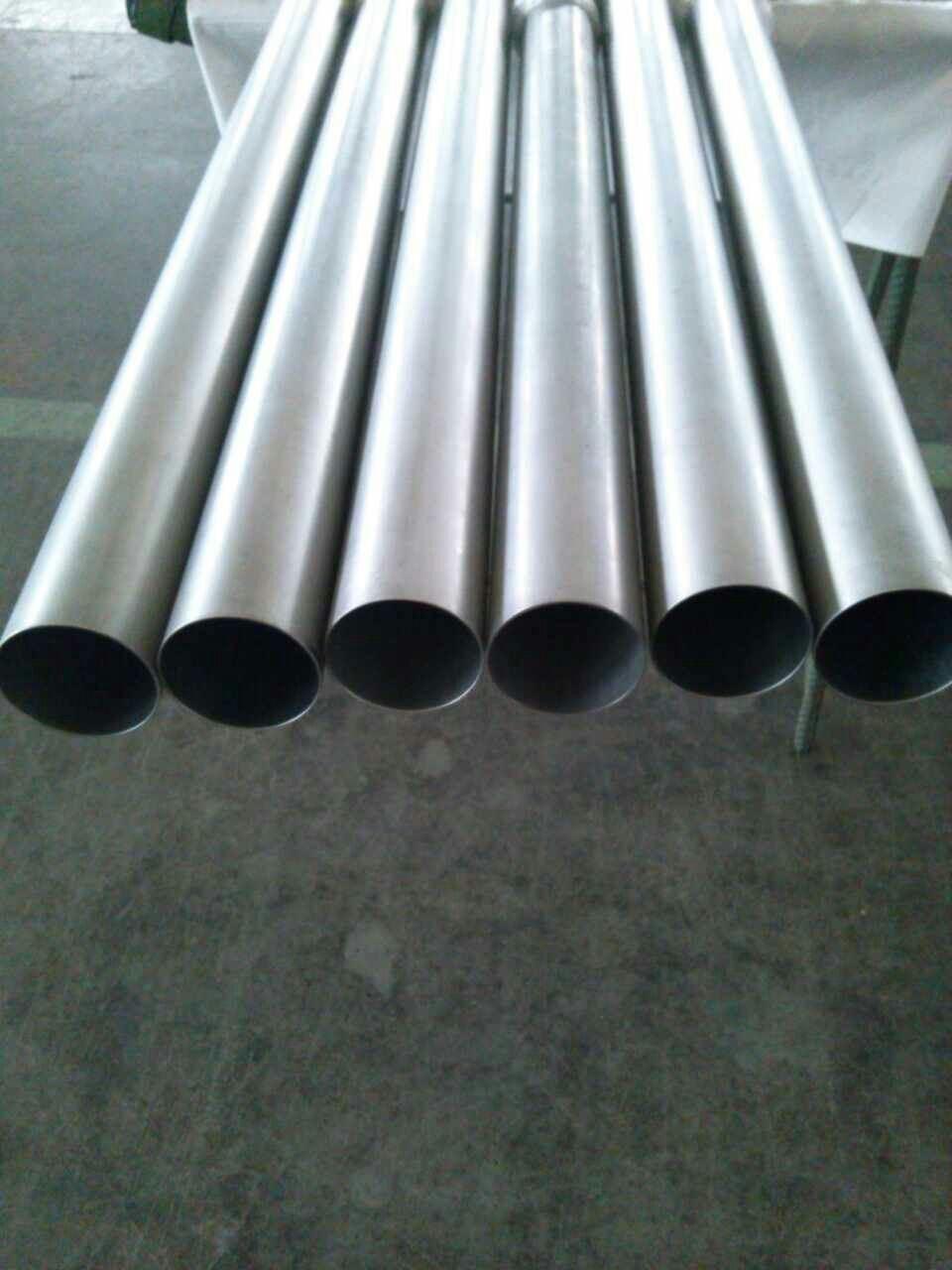 hot item titanium exhaust tube