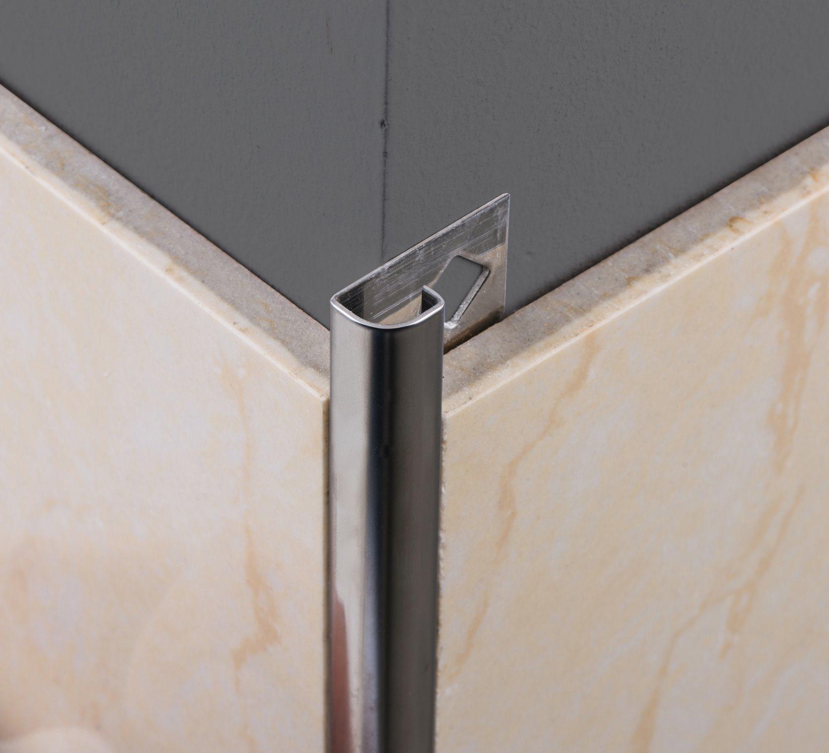 hot item metal corner series of tile trim