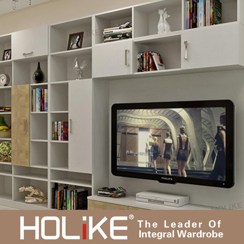 meuble tv moderne en bois tv mur du