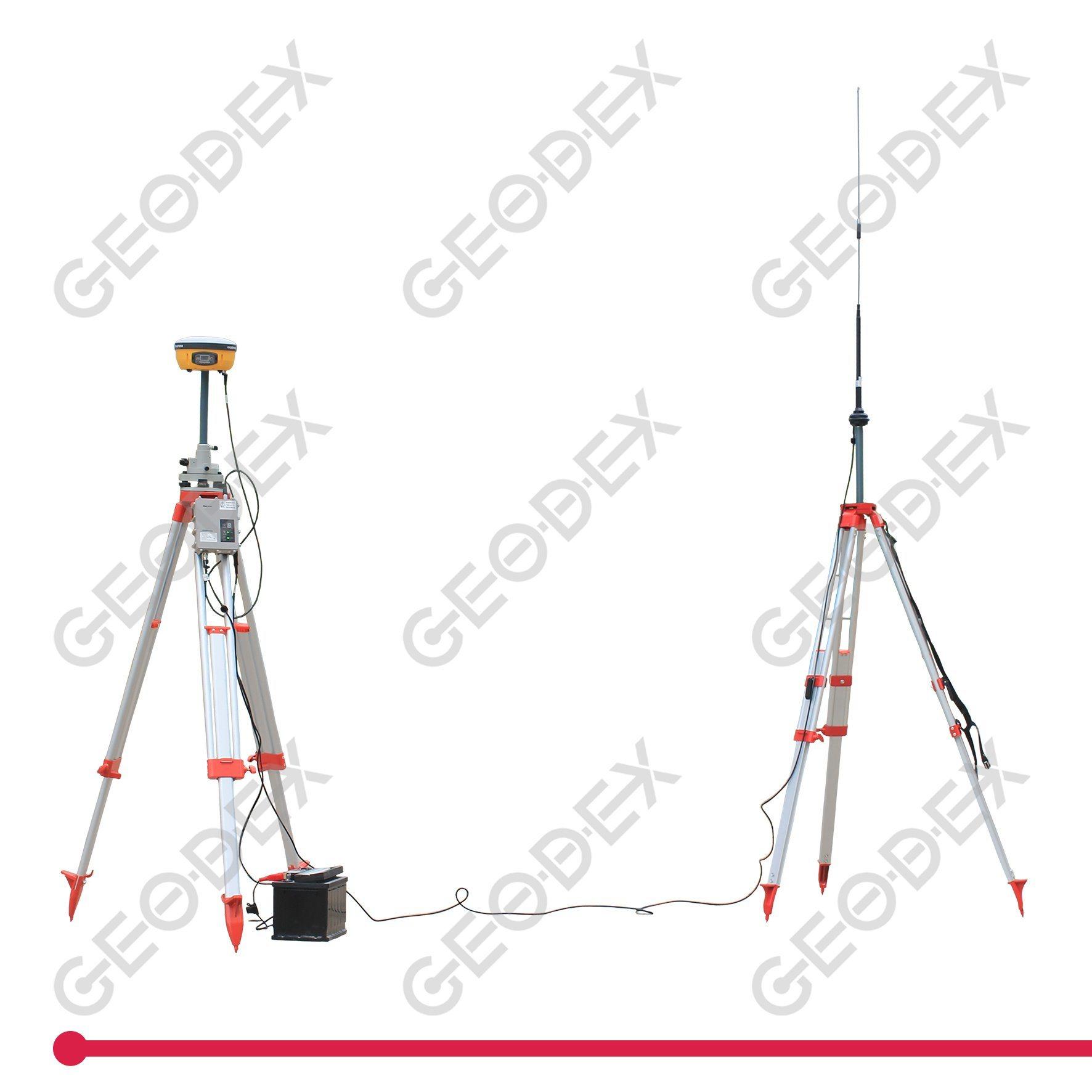 Haute Precision Gnss Rtk Instrument D Arpentage Photo Sur