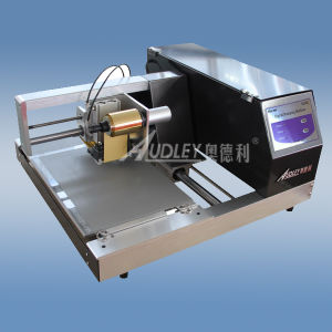Digital Hot Foil Wedding Invitation Cards Printing Machine Adl 3050c