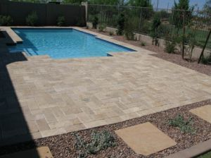 china sunny beige limestone tile for