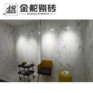 daltile showroom 60x90cm white marble ceramic wall and floor tile