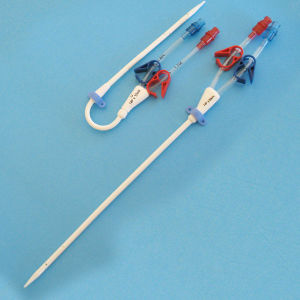 China Haemodialysis Catheter Dialysis Catheter Kits