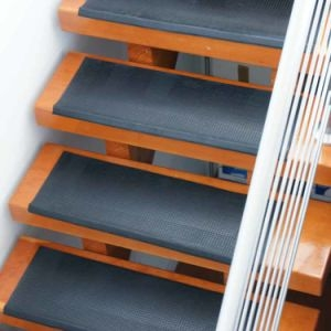 China Anti Slip Non Skid Outdoor Staircase Rubber Step Tread Mats | Non Skid Stair Treads Lowes | Aluminium Stair | Outdoor Stair | Staircase | Mat | Lowes Com