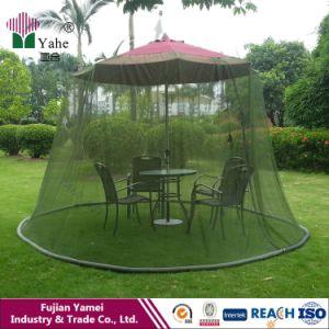 china patio umbrella mosquito netting