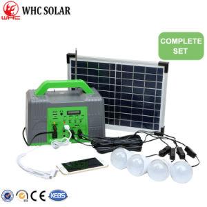 china new portable solar energy system