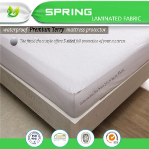 Bettersleep Soft Waterproof Cotton Single Bed Mattress Protector