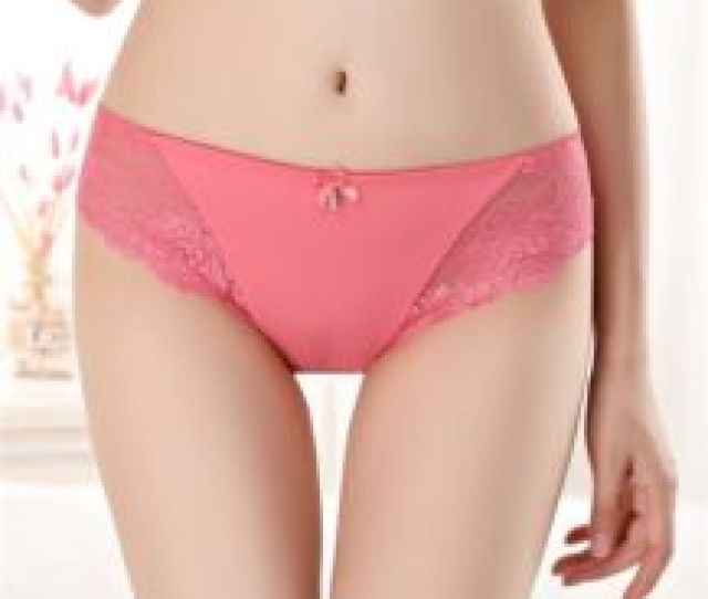 6011 Young Girl Cotton Panty Women G String Underwear Sexy Sexy Transparent Panty