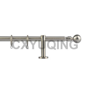 window curtain poles rods pipes