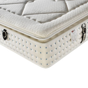 Natural Latex Spring Mattress With Tencel Fabric Cover Fb821