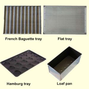 aluminum bread baking trays bakery tray loaf pan