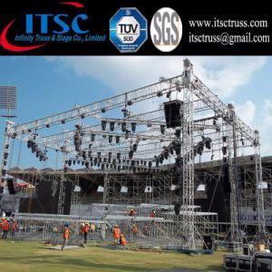china stage lighting truss system