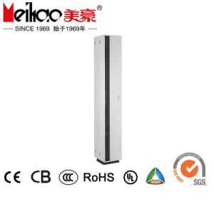 industrial vertical air curtain with centrifugal fan
