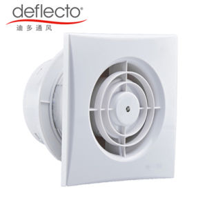 china inline duct fan and extractor fan