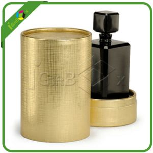 China Cylinder Paper Cardboard Round Box With Lids For
