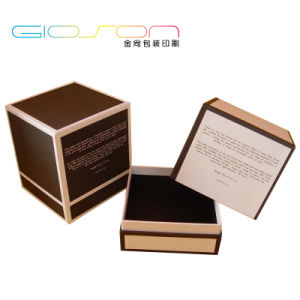 China High End Paper Board Perfume Packing Box Cosmetic