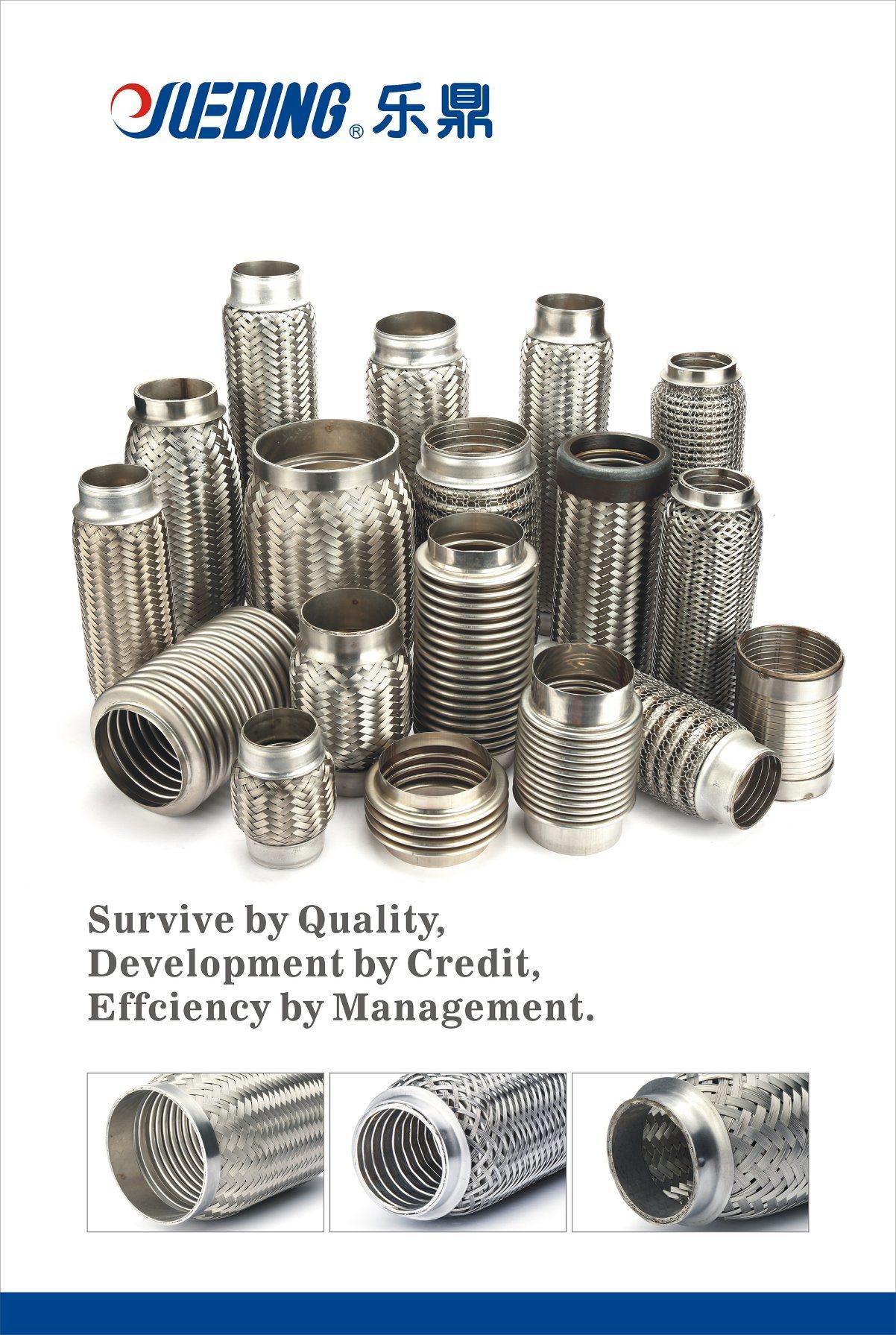 diameter engine stainless steel exhaust