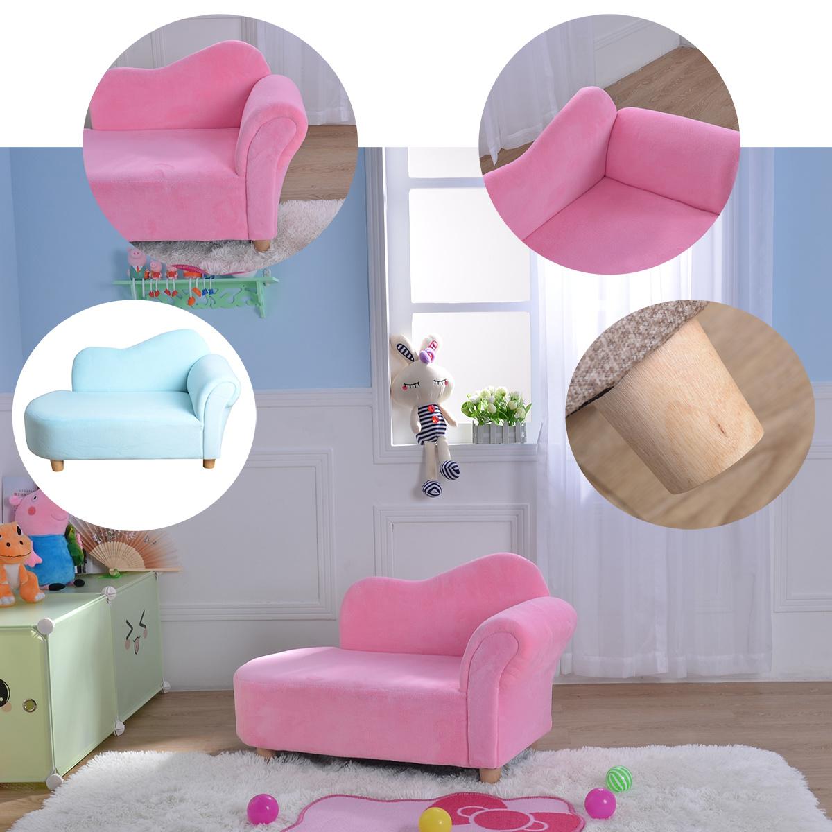 pink velvet plush chaise lounge