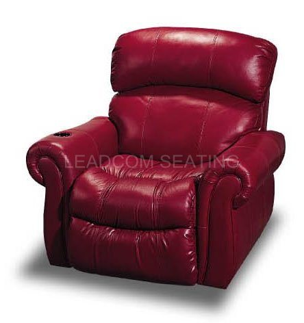 ls 801 home cinema fauteuil en cuir
