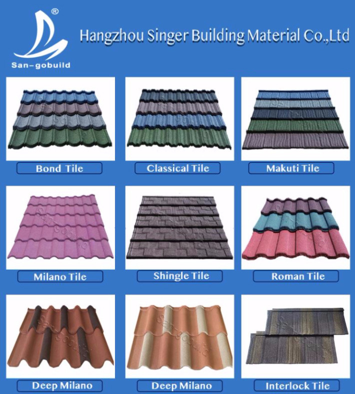 euro tiles in roofing sheets roof metal