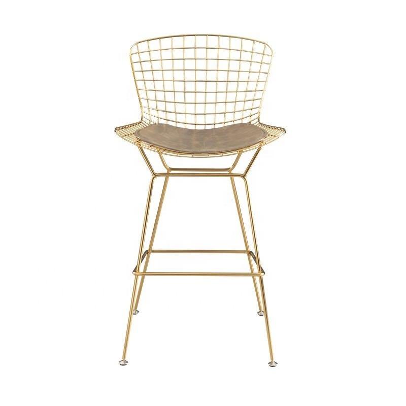 metal barstool tabouret de bar chaise