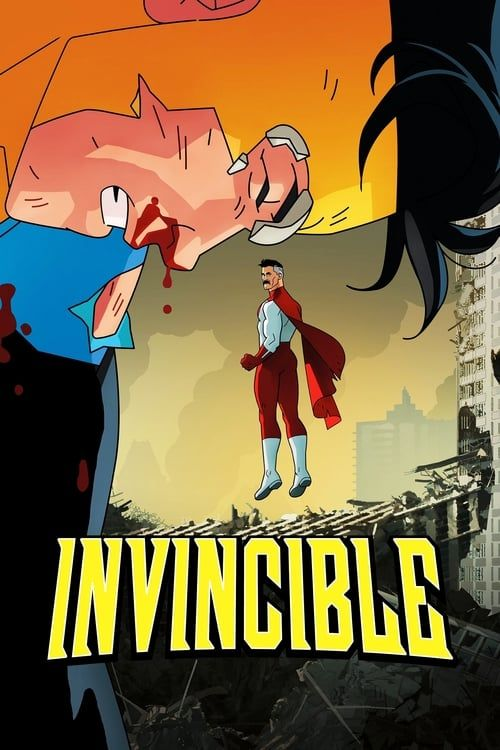 Key visual ofInvincible