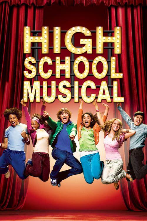 Key visual ofHigh School Musical
