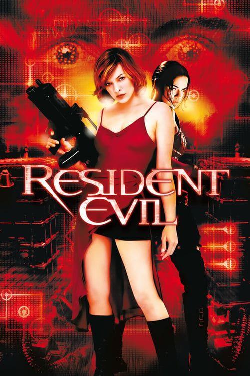 Key visual ofResident Evil