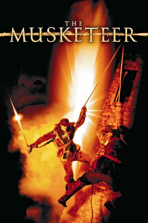 Key visual ofThe Musketeer