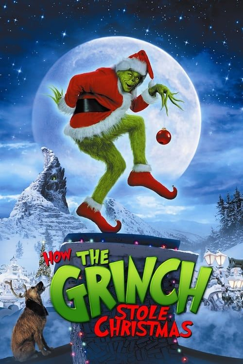 Key visual ofHow the Grinch Stole Christmas