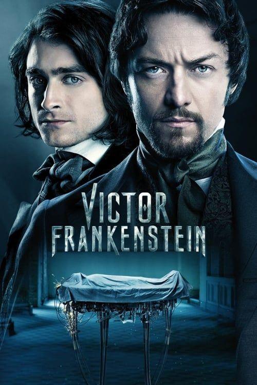 Key visual ofVictor Frankenstein