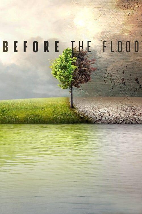 Key visual ofBefore the Flood