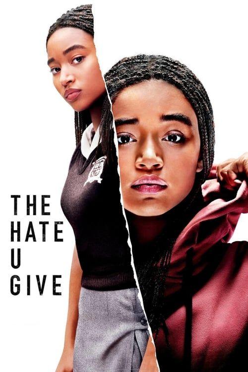 Key visual ofThe Hate U Give