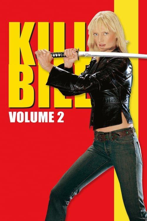 Key visual ofKill Bill: Vol. 2