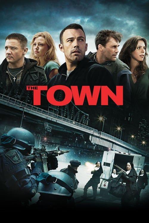 Key visual ofThe Town