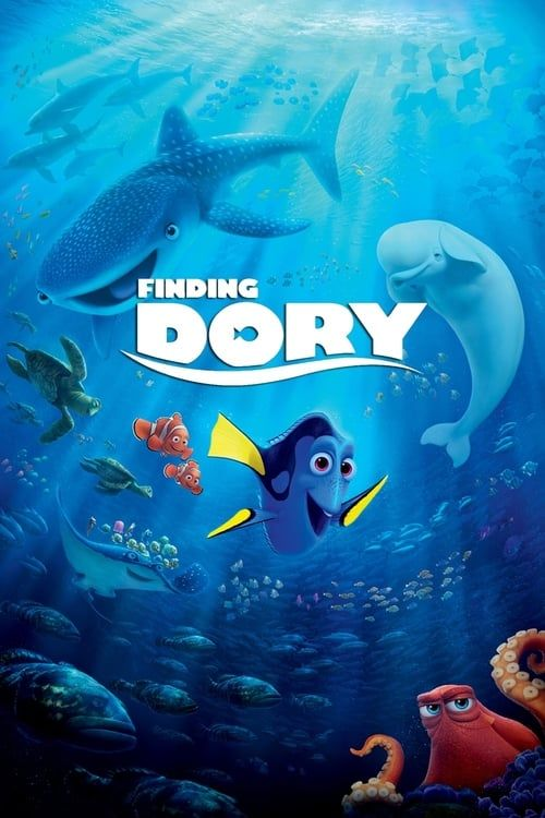 Key visual ofFinding Dory