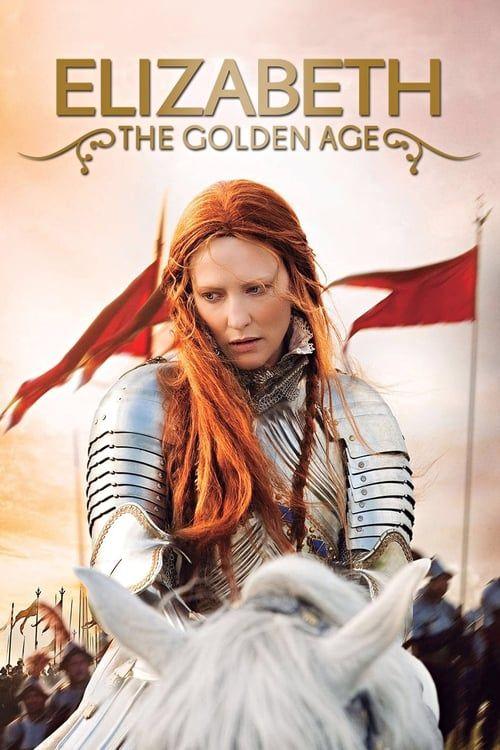 Key visual ofElizabeth: The Golden Age
