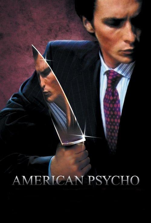 Key visual ofAmerican Psycho
