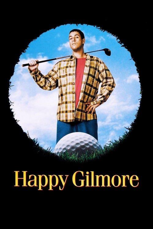 Key visual ofHappy Gilmore
