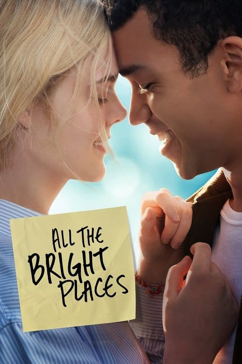 Key visual ofAll the Bright Places