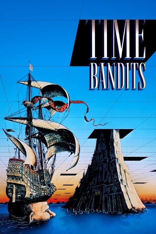 Key visual ofTime Bandits