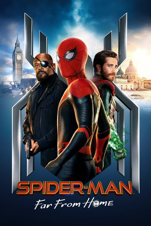 Key visual ofSpider-Man: Far From Home
