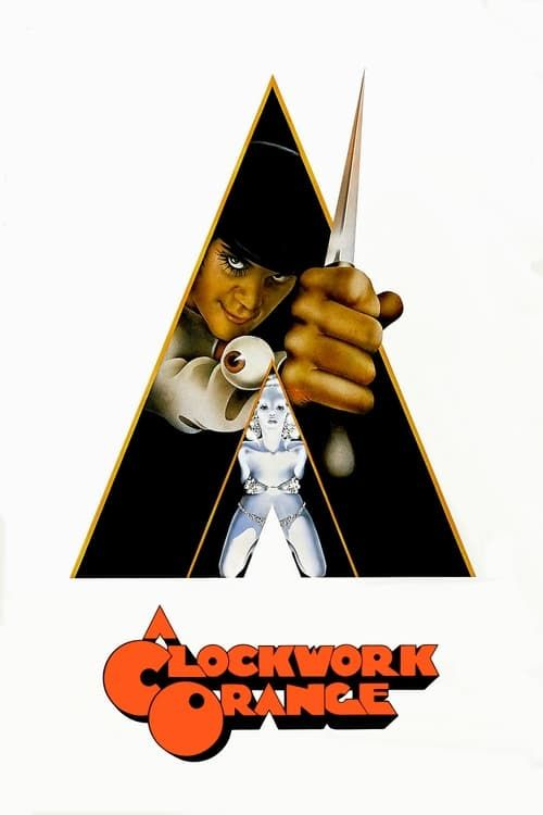 Key visual ofA Clockwork Orange