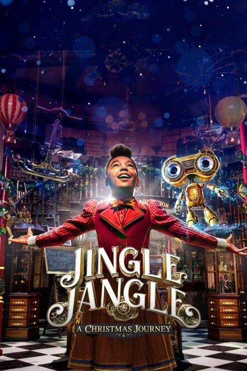 Key visual ofJingle Jangle: A Christmas Journey