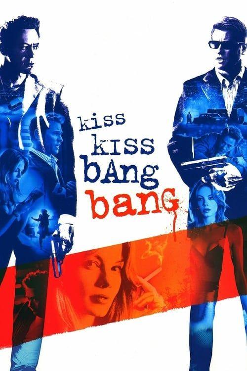 Key visual ofKiss Kiss Bang Bang