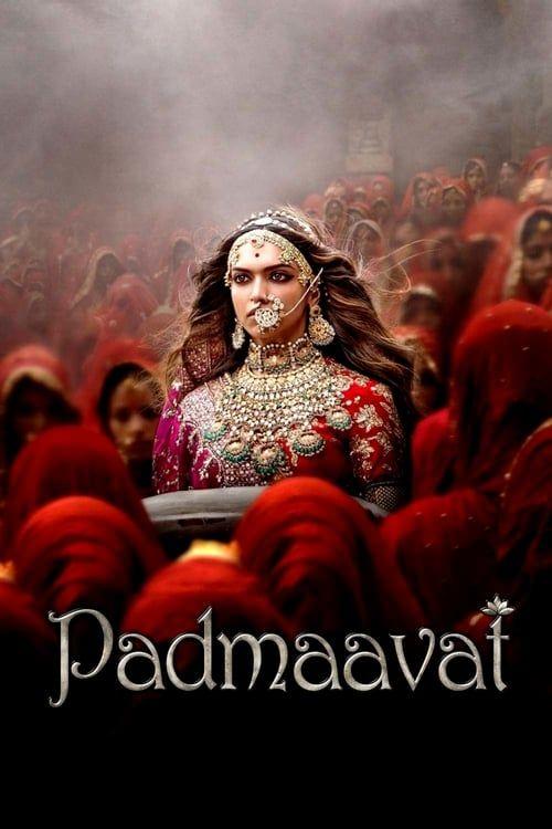 Key visual ofPadmaavat