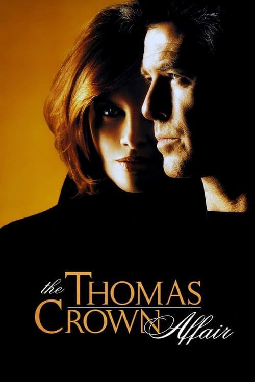 Key visual ofThe Thomas Crown Affair