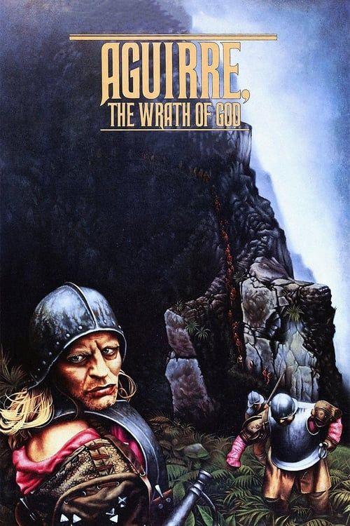 Key visual ofAguirre, the Wrath of God
